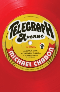 "02chabon  /// ""Telegraph Avenue"" by Michael Chabon"