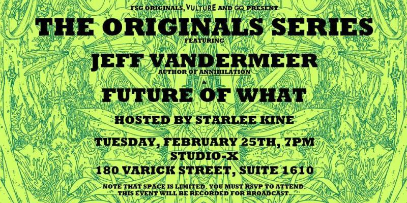 jeff_vandermeer_-_originals_series_invite
