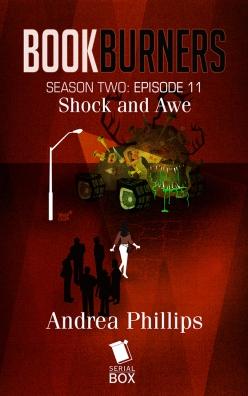 Bookburners S2E11 cover