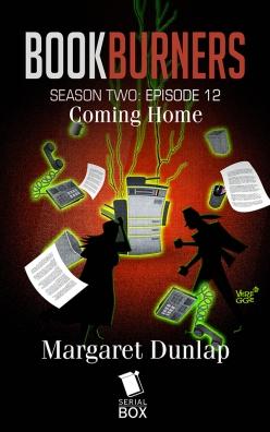 Bookburners S2E12 cover